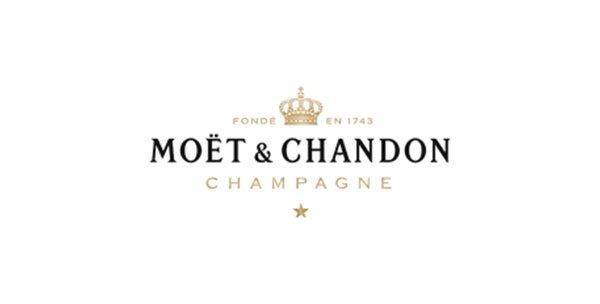moet chandon champagne logo