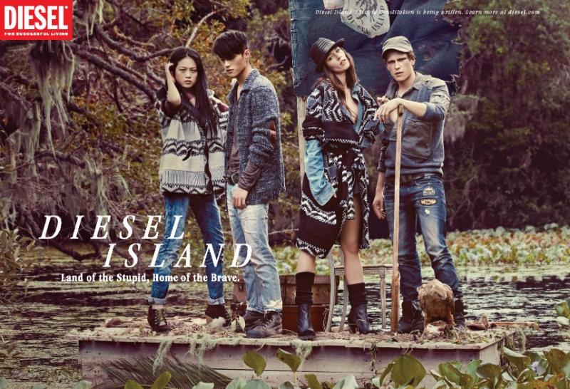 Diesel Island